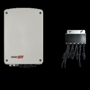 Solaredge 1.0KW (enkelfase)