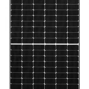 REC Alpha N-Type paneel 360W, Mono, Black Frame, Half Cut