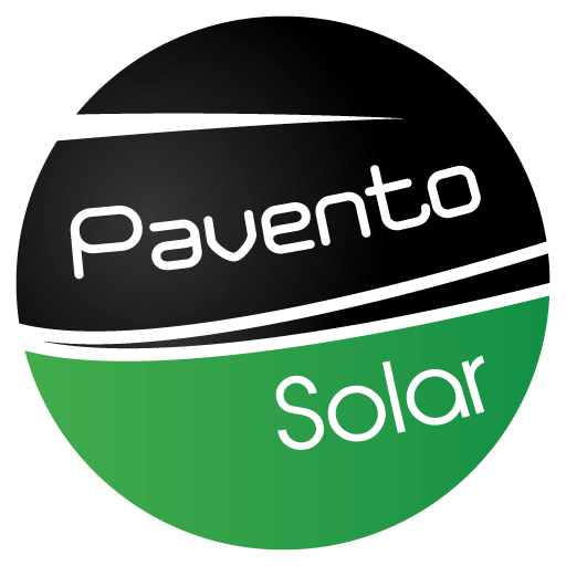 pavento solar logo rond