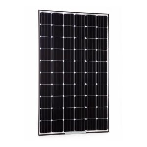 JA Solar 305 WP percium black zonnepaneel (black frame)